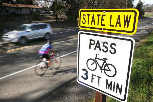 New sign in Napa County, the first place in the state