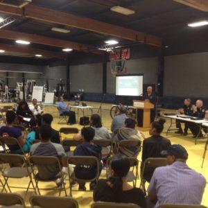 South Sac Bait Bike meeting