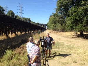 Off-pavement bicycling advocate Bob Horowitz interviewed about the pilot program