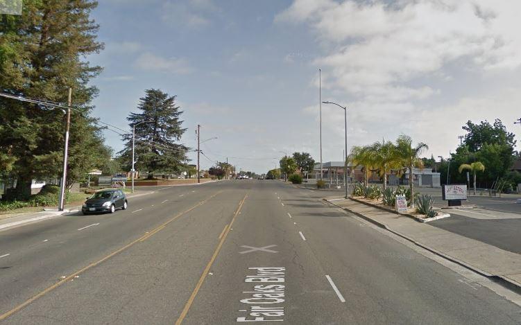 Fair Oaks Blvd. at Kenneth Ave.