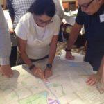 Bicycle Master Plan workshop in North Natomas