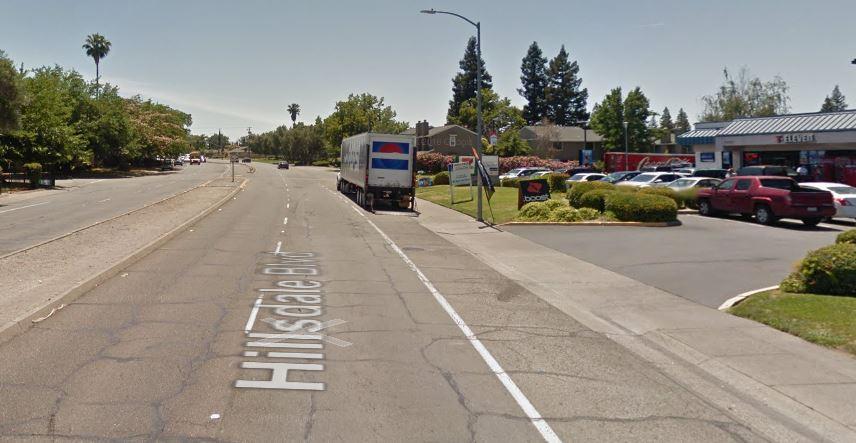 Hillsdale Blvd.